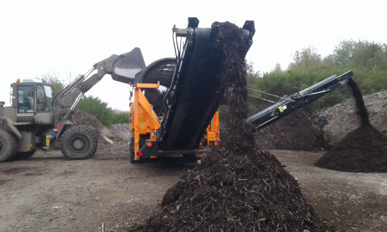 Green Waste Processing
